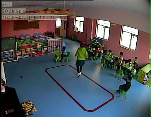 幼儿园网络视频监控系统